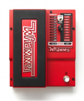 DigiTech Whammy with MIDI Control